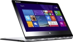 Lenovo Yoga 3 Pro Notebook (Intel Dual Core M-5Y71/ 8GB/ 512GB/ Win8.1/ Touch) (80HE00PCIN)