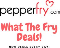 Pepperfry What the Fry Deals: Laundry Basket @ 599, Kitchen Basket @ 255, Set of 4 Broom @ 599, Candle Pillar @ 139, Runner @ 459