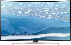 Samsung 40KU6300 (40-inch) Ultra HD 4K Curved Smart LED TV