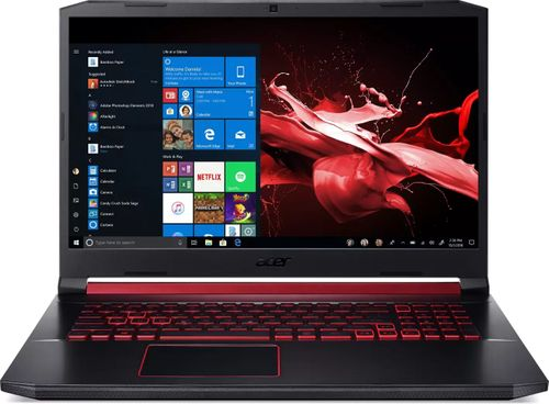 Acer Nitro 5 AN517-51 NH.Q5CSI.004 Gaming Laptop (9th Gen Core i5/ 8GB/ 1TB 256GB SSD/ Win10/ 4GB Graph)