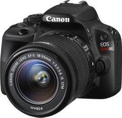 Canon EOS Rebel SL1 18MP Digital SLR Camera (18-55mm Lens)