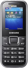 Samsung Hero Music Duos E1232B vs OPPO F9