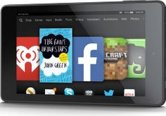 New Kindle HD Fire 6