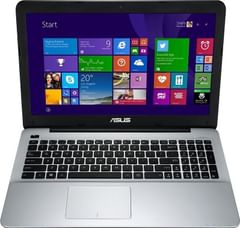 Asus X555LA-XX522D Laptop (5th Gen Ci5/ 4GB/ 1TB/ FreeDOS)