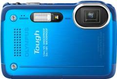Olympus Stylus TG-630 iHS Digital Camera