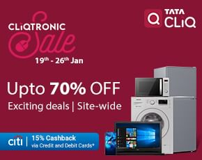 Tata Cliq Republic Day Sale