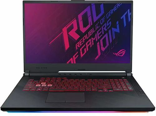 Asus ROG-Strix G731GT-H7180T Gaming Laptop (9th Gen Core i5/ 8GB/ 1TB/ Win10/ 4GB Graph)