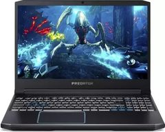 Acer Predator Helios 300 PH315-52 (NH.Q53SI.015) Gaming Laptop (9th Gen Core i5/ 8GB/ 1TB 256GB SSD/ Win10/ 6GB Graph)