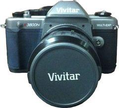 Vivitar E3800N SLR (35mm SLR Camera 28-70mm Zoom Lens)