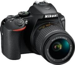 Nikon D5600 DSLR Camera (AF-P 18-55mm VR Lens)