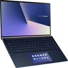 Asus ZenBook 15 UX534FT-A7621TS Laptop vs Microsoft Surface Pro 7 Laptop