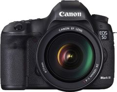 Canon EOS 5D Mark III DSLR (EF 24-105mm f/4L IS USM)