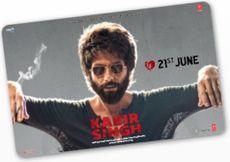 Kabir Singh Movie Voucher Worth Rs. 200 @ Rs. 100
