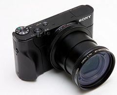 Sony DSC-RX100 II 20.2 MP Point & Shoot Camera