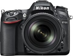 Nikon D7100 kit with 18-140 VR kit lens