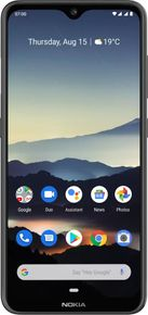 Samsung Galaxy A30s (4GB RAM + 128GB) vs Nokia 7.2