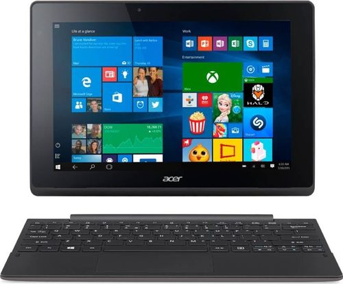 Acer Aspire Switch 10 E SW3-016 (NT.G8VSI.001) Laptop (Atom Quad Core/ 2GB/ 32GB SSD/ Win10)