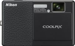 Nikon Coolpix S70 Point & Shoot Camera