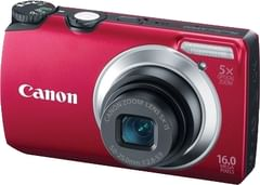 Canon PowerShot A3300 IS Point & Shoot