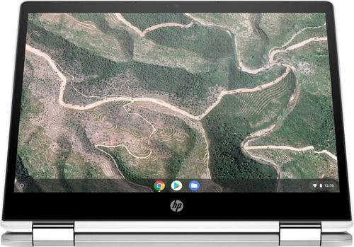 HP Chromebook 12b-ca0006TU Laptop (Celeron Dual Core/ 4GB/ 64GB eMMC/ ChromeOS)