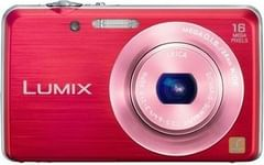 Panasonic Lumix DMC-FH8GF-R 16.1MP Point and Shoot