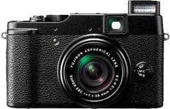Fujifilm FinePix X10 Point & Shoot