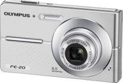 Olympus FE-20 Digital Camera