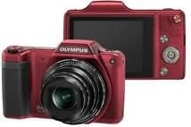 Olympus Stylus SZ-15 Digital Camera