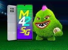 Samsung Galaxy M42 5G from ₹21,999