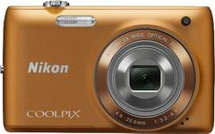 Nikon Coolpix S4150 Point & Shoot