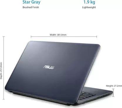 Asus VivoBook 15 X543UA Laptop (8th Gen Core i5/ 8GB/ 1TB/ Win0 Home)