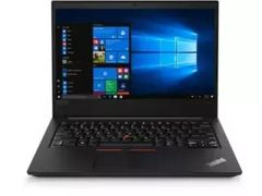 Lenovo Thinkpad E480 (20KNS0DD00) Laptop (7th Gen Ci3/ 4GB/ 1TB/ FreeDOS)