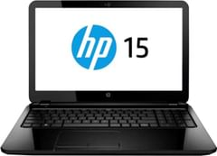 HP 15-r015TU Laptop (G8D95PA) (4th Gen Intel Core i3/4GB / 1TB/Intel HD Graphics 4000/DOS)