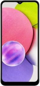 Samsung Galaxy A12 vs Samsung Galaxy A03s (4GB RAM + 64GB)