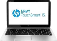 HP Envy Touchsmart 15-j120TX Laptop (4th Gen Ci5/ 8GB/ 1TB 8GB NAND/ Win8.1/ 2GB Graph/ Touch)