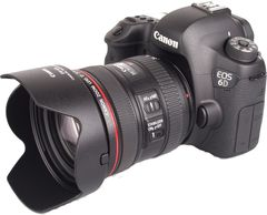 Canon EOS 6D DSLR (EF-S 24-70mm IS USM)