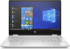 HP Pavilion x360  14-dh1010TU Laptop (10th Gen Core i5/ 8GB/ 256GB SSD/ Win10)