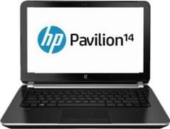 HP Pavilion TS 14-n242tu Notebook (4th Gen Ci3/ 4GB/ 1TB/ Win8.1/ Touch) (J8B56PA)