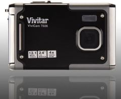 Vivitar Vivicam T026 12.1MP Digital Camera