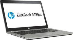 HP Elitebook Folio 9480 (K1C49PA) (4th Gen Core i5/ 4GB/ 500GB/ Win8.1 Pro)