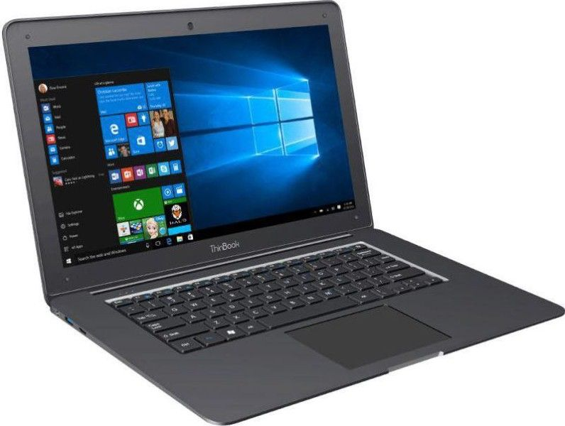 RDP ThinBook 1430p Netbook (Atom Quad Core X5/ 2GB/ 32GB SSD/ Win10)