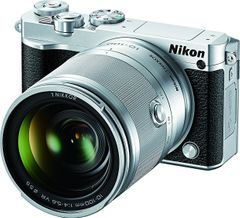 NIKON 1 J5 Mirrorless Camera With 10-100mm Lens